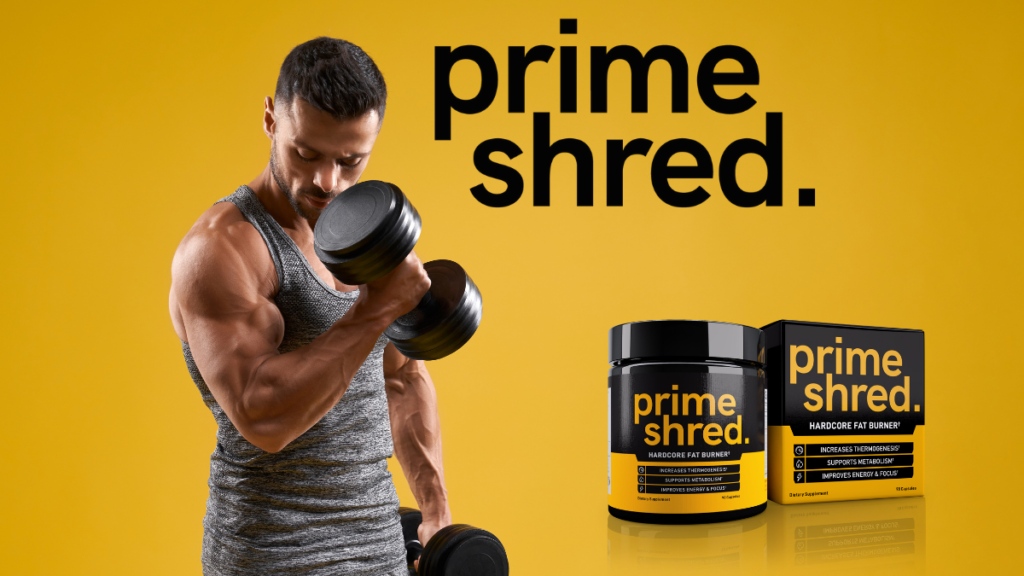 PrimeShred Hardcore Fat burner